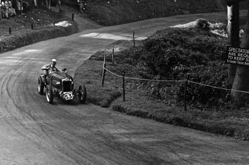 LAT Motor film 1938 Shelsley Walsh 831B_34 Peter Skinner Red Skinner Special extract ws