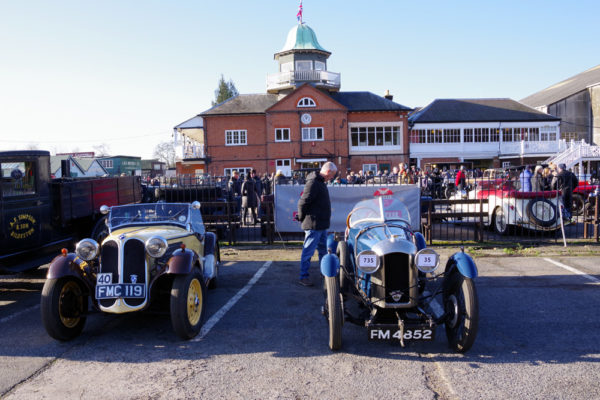 VSCC NY Driving Tests 2020 Brooklands clubhouse