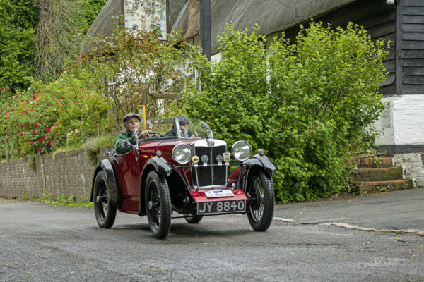 2020 POTY Entry no. 63 - MG in Wooton Rivers