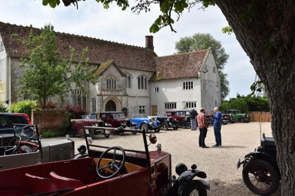 2020 POTY entry no. 10 - Coffee stop St.Peter's Hall, Suffolk