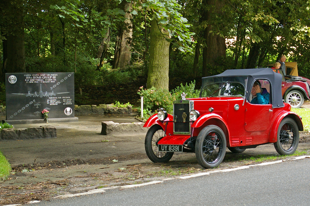 UY 83911930 CMS Minor Special 2010 PWMN Rally Knettishall memorial ws