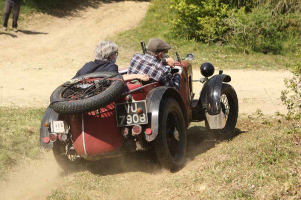 Herefordshire Trial 1931 MG Midget-Riley Special David Rolfe VU 7908 (Phil Jones)