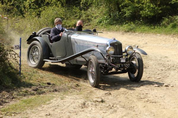 Herefordshire Trial Wolseley Hornet Special (Phil Jones)