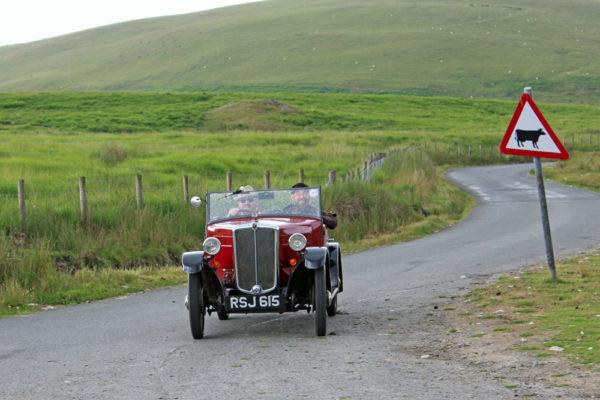 2021 PWMN Rally RSJ 615 Jonathan Barwick In the valley (Butland) ws