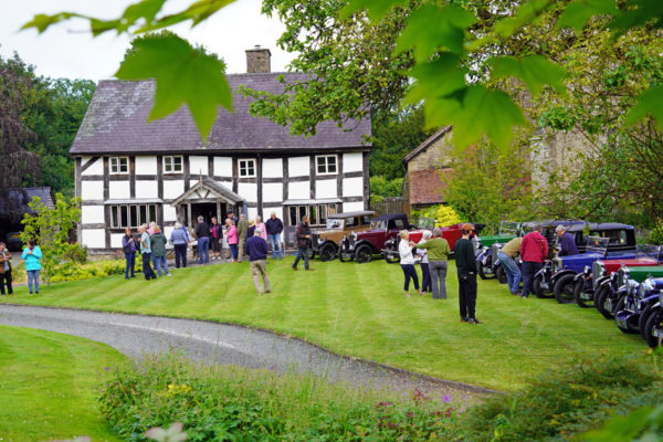 2021 PWMN Rally The Old Priory assembly