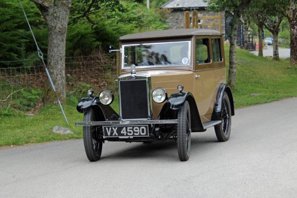 2021 PWMN Rally VX 4590 Ken & Kate Martin Elan Valley Visitor Centre (Butland) ws