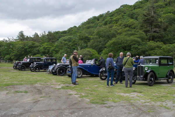 21-07-9 The Marches Rally KateMartinPic11 Saturday Tour Elan Valley Visitor Centre