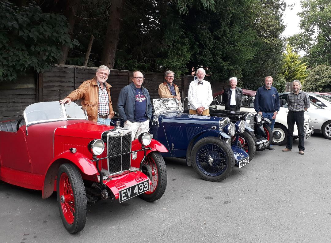 Home Counties Pub Meet 17th August 2021 Stepping Stones Inn Westhumble Surrey